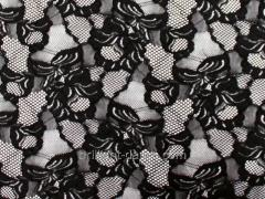Floral Cascade Stretch Lace T fabric 332
