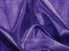 Metallic Dot Shine Lycra T fabric 227