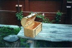 Chest wooden