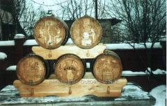 Botti da vino