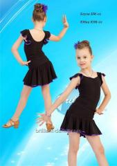 Track suits for dance latin BM-01, YM-01