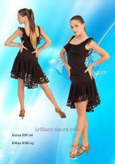 Training blouses for the dances BM-06