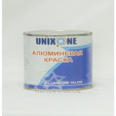 Эмаль термо аллюминевая 0,25кг Артикул 27.149