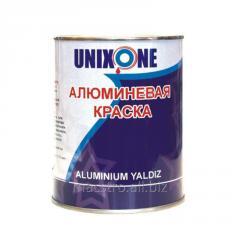 Эмаль термо аллюминевая 0,375кг Артикул 27.150