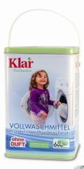 Klar БИО-Органический гипоаллергенный стиральный
