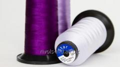 Nylon thread from the complex threads covered with