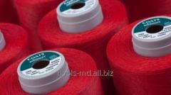 Shuttle thread from Coats Ultimax polyester