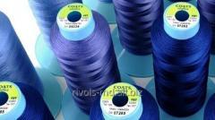 Революционный тип швейной нити, выполненной из полибутилентерефталата Coats Eloflex