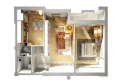 Two-room apartments