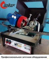 DEVICE FOR SHARPENING OF TAPE SAWS OF GM-2