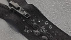 Waterproof zipper for goods for Opti S HydroS