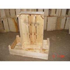 Boxes wooden of natural wood (poplar) weight