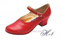 民间舞蹈鞋