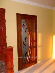 Wooden doors of Usi de interior look 24