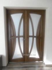 Double Interior doors