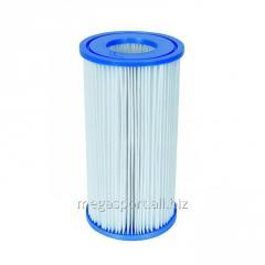 Cartridge - the BestWay 58012 filter (III)