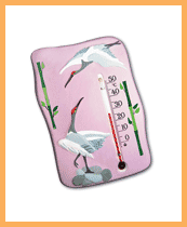 Cranes thermometer