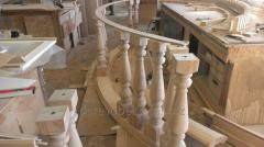 Wooden carved articles