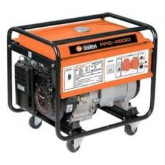 Generator de benzină SBM PPG-4500