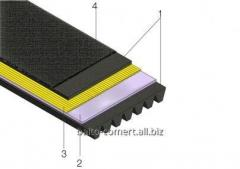 Poly-V-belts