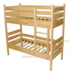 La cama el cuarto para niños, 2 de pisos ГЕЛIКА