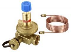 Automatic balancing DANFOSS ASV PV valves