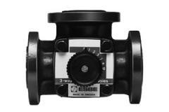 DANFOSS HFE3 Ru6 valves rotary 3-running flange,