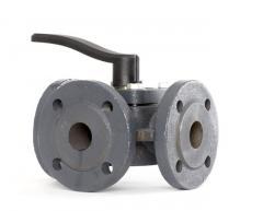 DANFOSS HFE3 Ру6 клапаны поворотные 3-ходовые