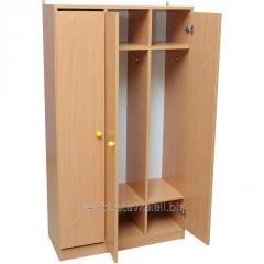 Шкаф для детских вещей ГЕЛIКА 0609-Б