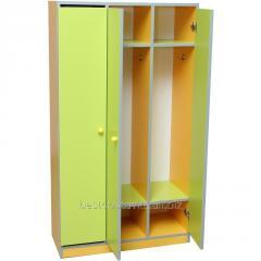 Шкаф для детских вещей ГЕЛIКА 0609