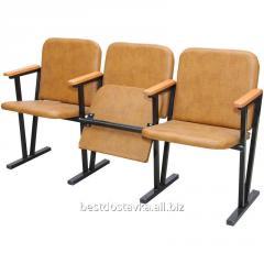 Кресло для актового зала  ГЕЛIКА 0233
