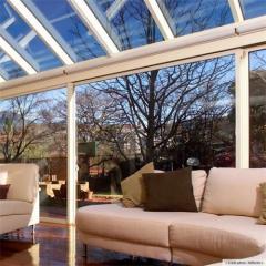 Пленки тонирующие и бронирующие для стекол зданий