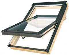 FAKRO dormer-windows