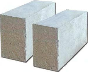 Блоки пенобетонные