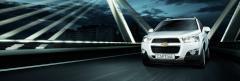 Автомобили Шевроле Chevrolet Captiva
