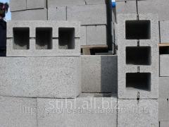 Blocks are cemen