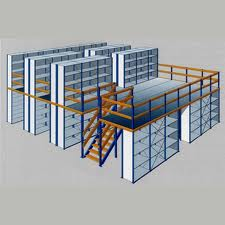 Стеллажи для складских помещений, для торговых