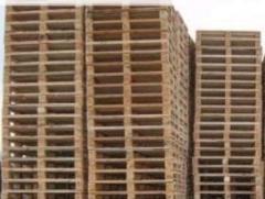 Ящики деревянные тарные