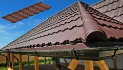 Roofing and front materials