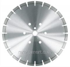 Алмазный диск для резки асфальта FBCR-J3