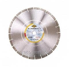 Алмазный диск по бетону, железобетон. AR-Standard