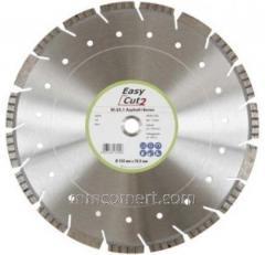Алмазный диск EC-25.1 Asphalt+Beton Laser aлмазный