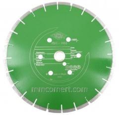 Алмазный диск для швонарезчиков по свежему бетону