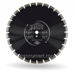 "Diamond detachable disk ""Black Jack"