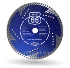 """Алмазный отрезной диск """"Blue 66"""""""