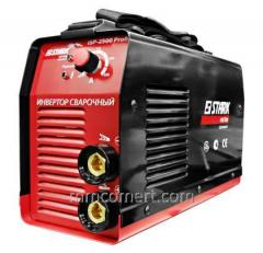 Inverters for argon arc welding
