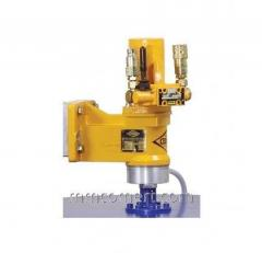 Hydraulic drive of drilling HM-101
