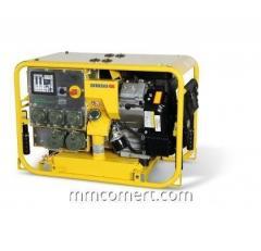 ESE 1104 DBG ES DIN generator