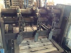 Линия для производства деревянных донышек для