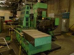 Machine tools milling various